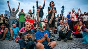 Fanzone EURO 2012 06282012