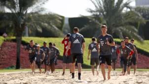FC Bayern München Munich Doha Katar 07012017