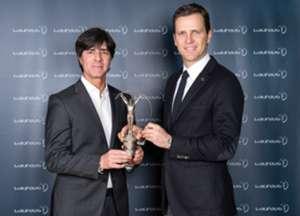 Joachim Löw Oliver Bierhoff Laureus Award 03232015