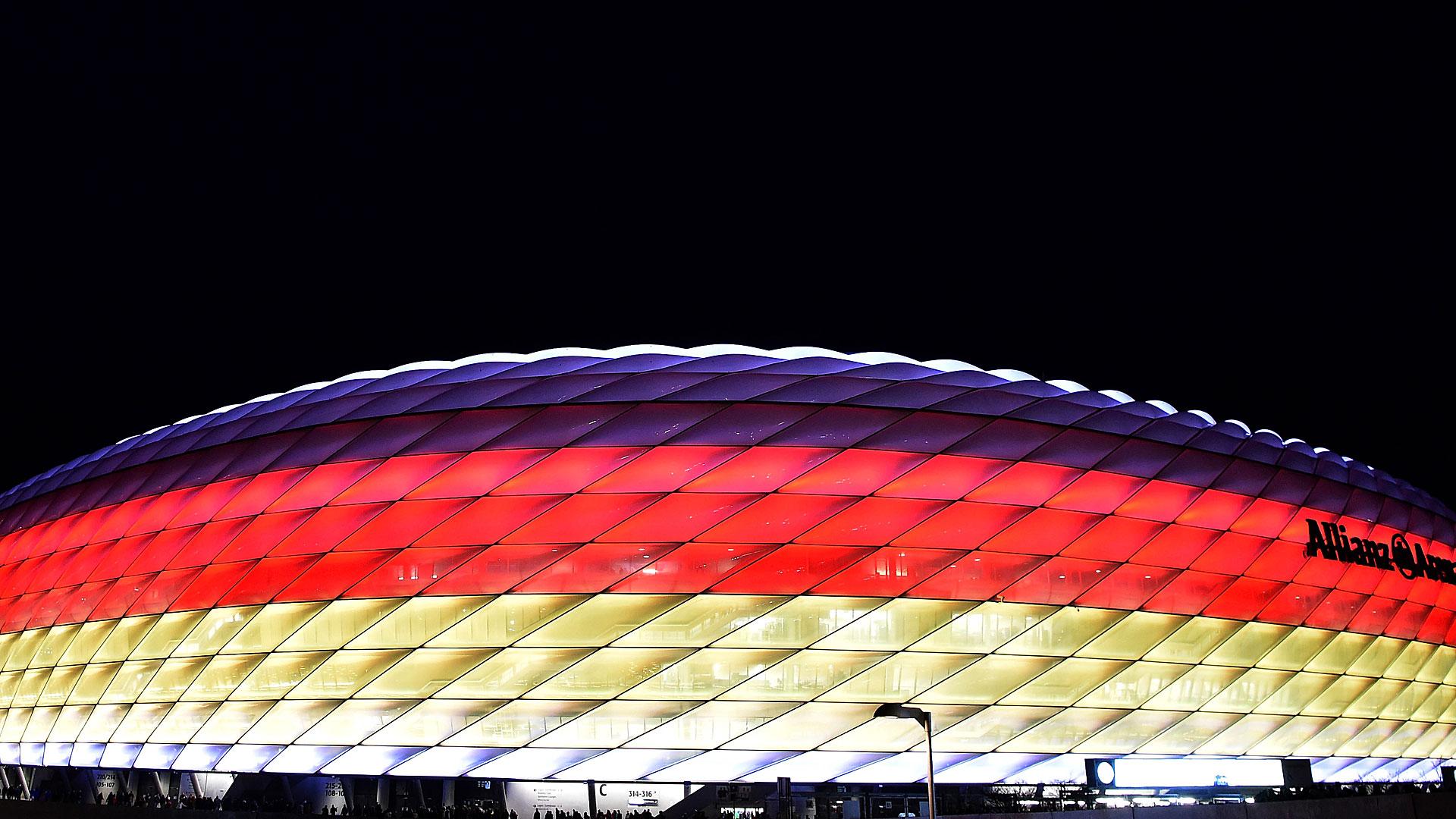 Arenen Deutschland