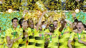 BORUSSIA DORTMUND DFB POKAL GERMAN CUP FINAL 27052017