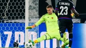 Tomas Vaclik Basel Champions League 13092016