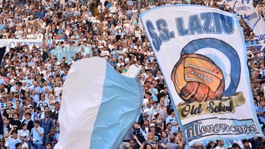 Lazio Rom Fans AS Rom Serie A05252015