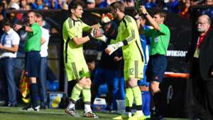 Iker Casillas & David de Gea