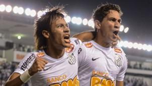 Neymar, Ganso 05102012
