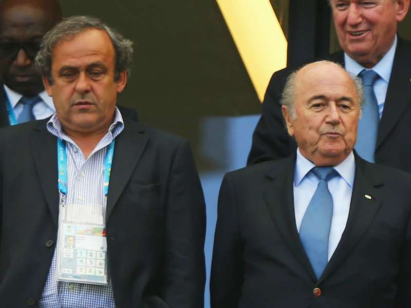 """Platini schonungslos: """"Wollen diesen FIFA-Präsidenten nicht mehr!"""""""