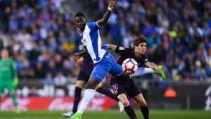 Espanyol gegen Barcelona, 29042017