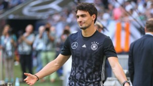 Mats Hummels Germany Deutschland Friendly against Hungary 04062016