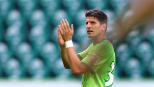 Mario Gomez VfL Wolfsburg 02092016
