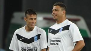 Neymar, Ronaldo