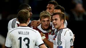 Toni Kroos Germany Ireland European Qualifiers 14042014