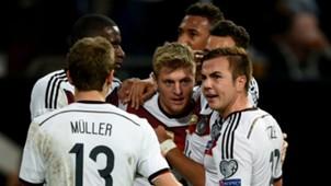Toni Kroos Germany Ireland European Qualifiers 14042014