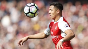 alexis sanchez arsenal premier league 050717