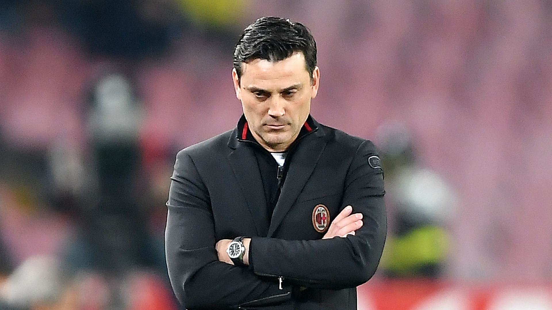 AC Milan. Montella já não é treinador de André Silva