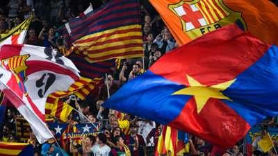 FC Barcelona Fans 10212014