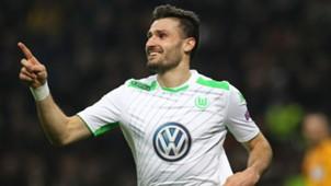 Daniel Caligiuri VFL Wolfsburg Inter Mailand Europa League 03192015