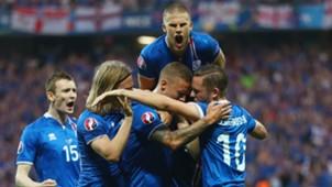 Iceland England