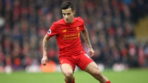 Coutinho Liverpool 21012017