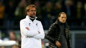 Borussia Dortmund FC Liverpool Jürgen Klopp Thomas Tuchel Europa League 04072016