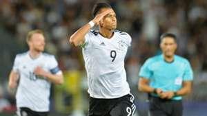 Davie Selke Germany U21 Denmark EM Poland 062117