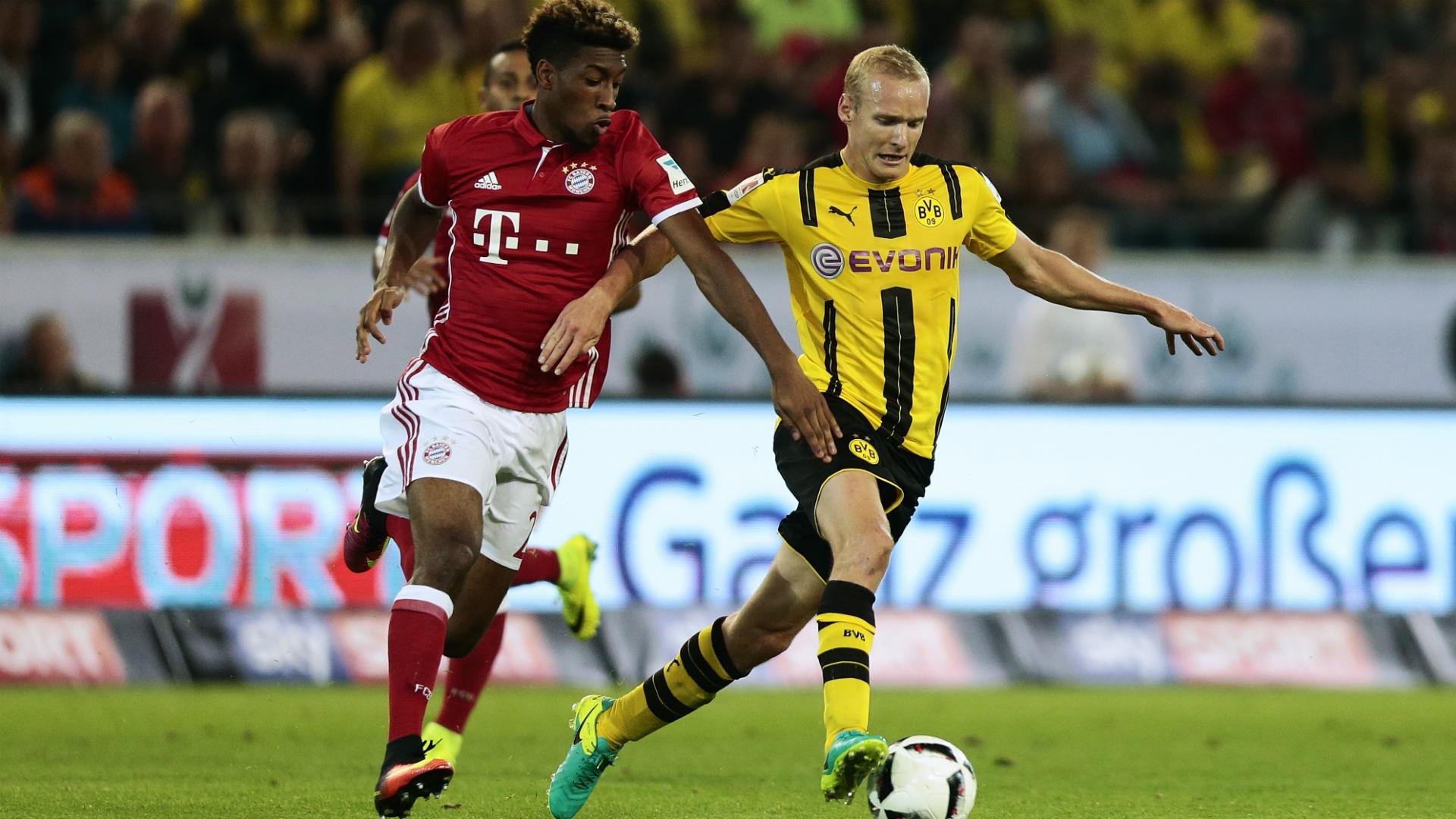 Sebastian Rode Borussia Dortmund