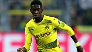 Ousmane Dembele Borussia Dortmund 05082017