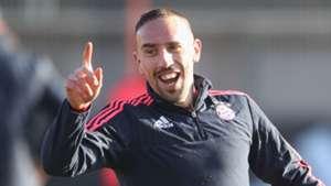 Franck Ribery Training FC Bayern 12082015