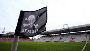 Millerntor-Stadion St. Pauli View 2. Bundesliga 02.03.2013