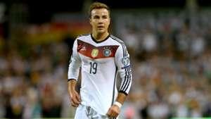 Mario Götze Germany EC Qualification 08102015