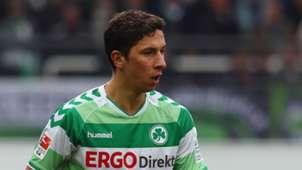 Robert Zulj Greuther Fürth Karlsruher SC 2. Bundesliga 11092014