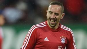 Franck Ribery FC Bayern 02142016