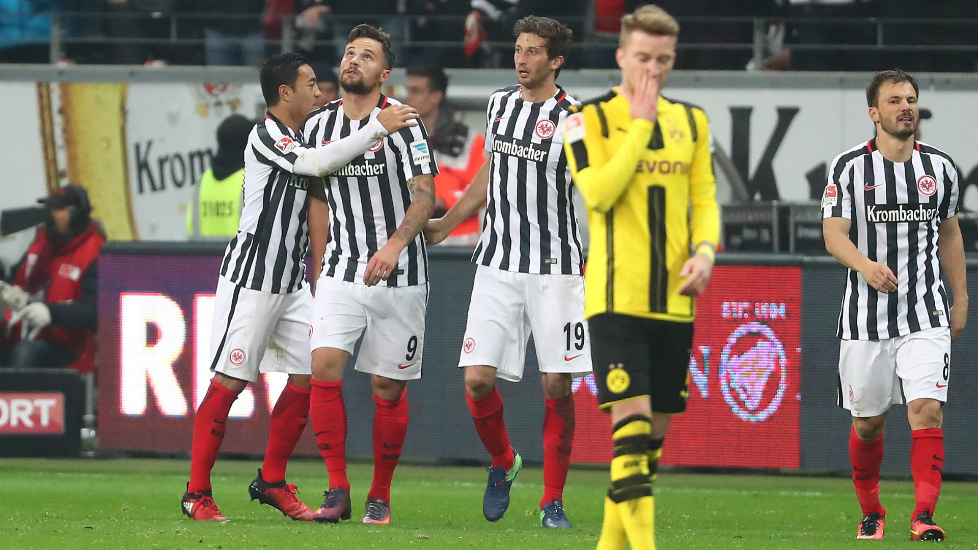 Pronostico Eintracht Francoforte-Borussia Dortmund 27 maggio: la finale di Coppa di Germania