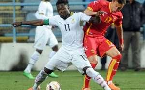 Sulley Muntari - Ghana