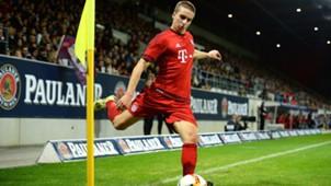 Gianluca Gaudino FC Bayern 11092015
