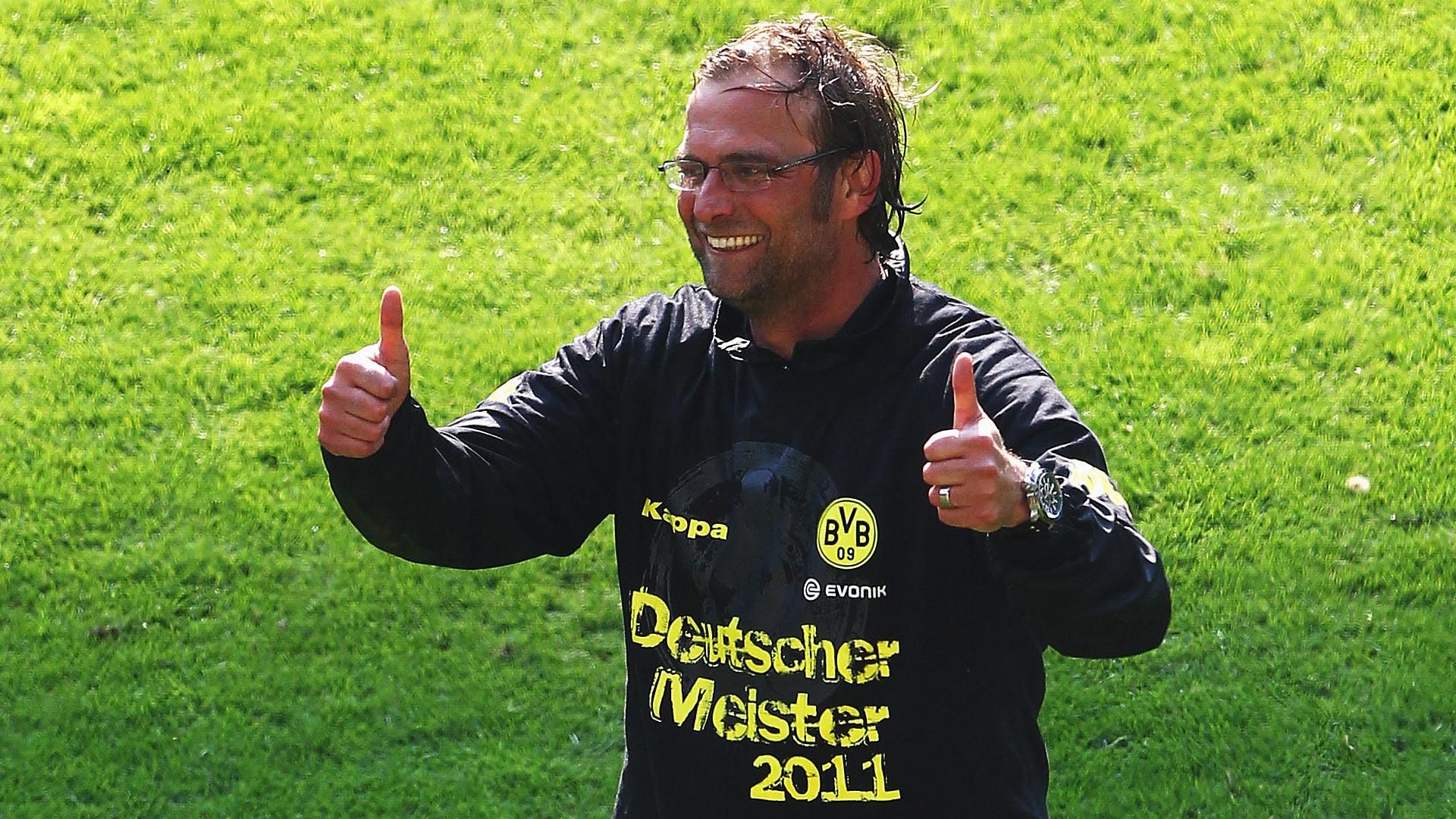 Jürgen Klopp 2011
