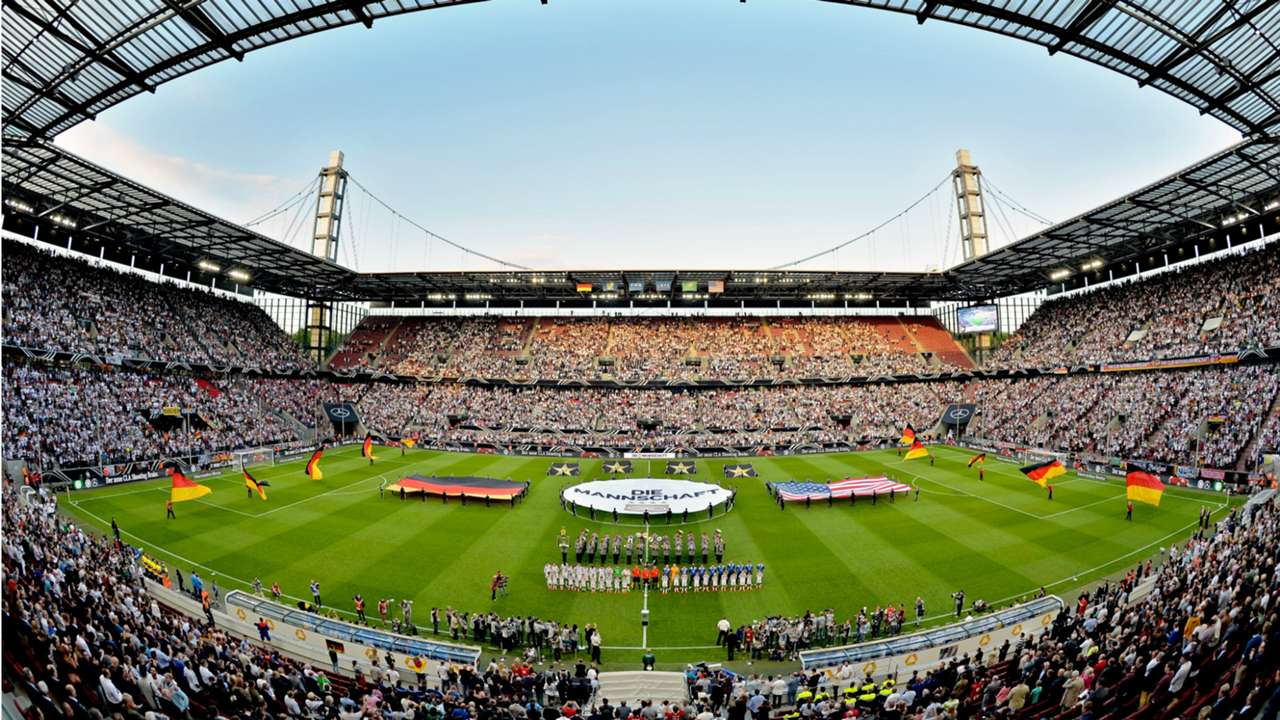 Stadium Germany United States International Friendly 10052015
