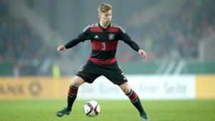 Mitchell Weiser Germany U21 11132015