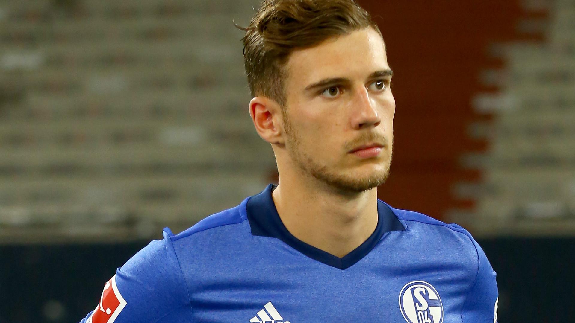Schalke geht für Leon Goretzka an die Grenzen