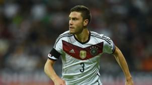 Jonas Hector Germany Poland EURO 2016 Qualifier 04092015