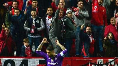 Sergio Ramos Real Madrid 12012017