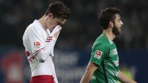 Michael Gregoritsch Hamburger SV