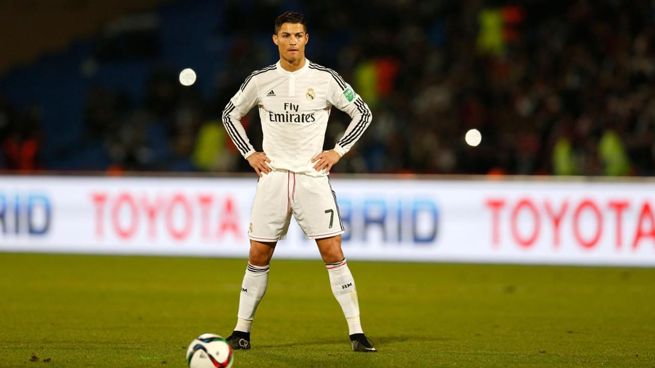 Cristiano Ronaldo Real Madrid San Lorenzo FIFA Club Final 12202014