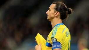Zlatan Ibrahimovic Sweden 10122015