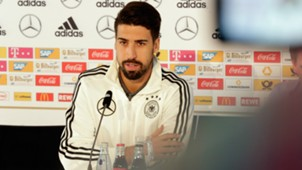 Sami Khedira Germany Friendlies 28032016