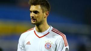 Sven Ulreich FC Bayern Champions League 12092015