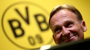 Hans Joachim Watzke Borussia Dortmund