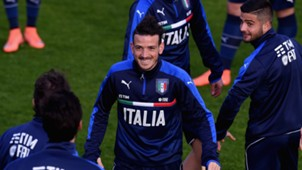 Alessandro Florenzi Italy Training 03222016