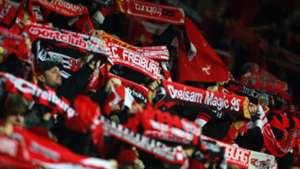 Freiburg Hannover fans supporters Bundesliga 12212014