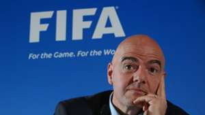 Gianni Infantino FIFA 04032016