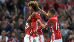 fellaini manchester united europa league 051117